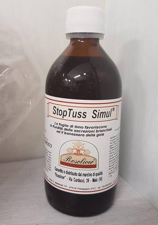 Sciroppo tosse naturale Rosoliver